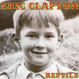 ERIC CLAPTON-REPTILE CD
