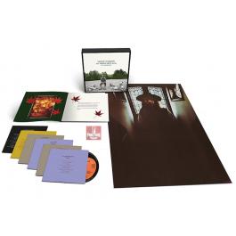 GEORGE HARRISON-ALL THINGS MUST PASS (50TH ANNIVERSARY) BOX SET CD/BLU RAY  602435652382