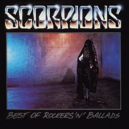 SCORPIONS-BEST OF ROCKERS 'N' BALLADS CD