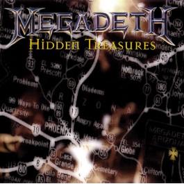 MEGADETH-HIDDEN TREASURES CD  724383367023
