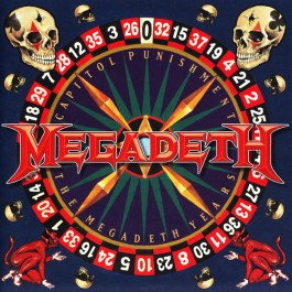 MEGADEATH-CAPITOL PUNISHMENT-THE MEGADETH YEARS CD  724352591626