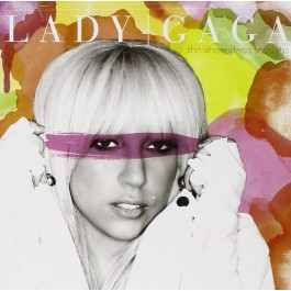 LADY GAGA-THE CHERRYTREE SESSIONS CD  602517988811