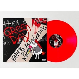 GREEN DAY-FATHER OF ALL MOTHERFUCKERS NEON PINK VINYL. 093624896746