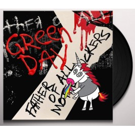 GREEN DAY-FATHER OF ALL MOTHERFUCKERS VINYL. 093624897644