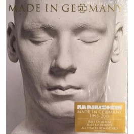 RAMMSTEIN-MADE IN GERMANY 1995-2011 2 CDS. 602527864273