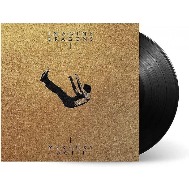 IMAGINE DRAGONS-MERCURY-ACT 1 VINYL. 602438534272