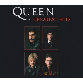 QUEEN-GREATEST HITS CD. 602438073177