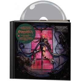 LADY GAGA-CHROMATICA DELUXE EDITION CD. .602508854149
