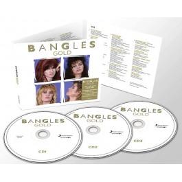 BANGLES-GOLD 3CDS. 654378067020