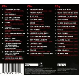 AMY WINEHOUSE-AT THE BBC 3CD'S. 602435415659