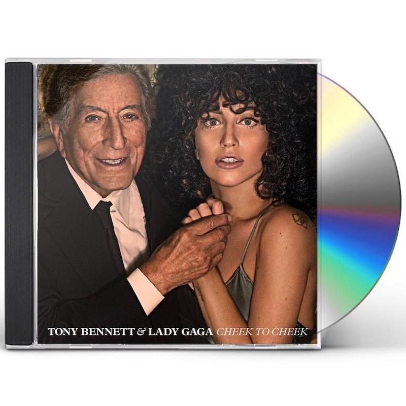 TONY BENNETT & LADY GAGA-CHEEK TO CHEEK CD. 602537998845