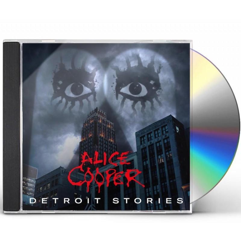 ALICE COOPER-DETROIT STORIES CD .7509848298851