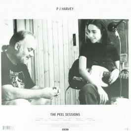 P J HARVEY-THE PEEL SESSIONS (1991-2004) VINYL. 602507253363