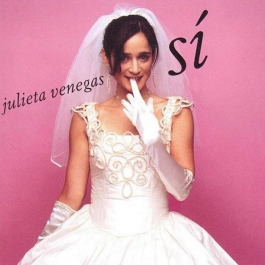 JULIETA VENEGAS- SI CD/DVD