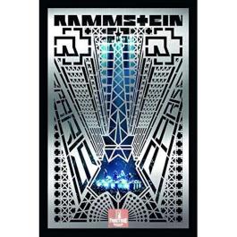 RAMMSTEIN-PARIS CD/BLU RAY.  602557525380