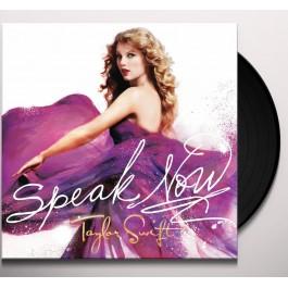 TAYLOR SWIFT-SPEAK NOW VINYL. 843930004003