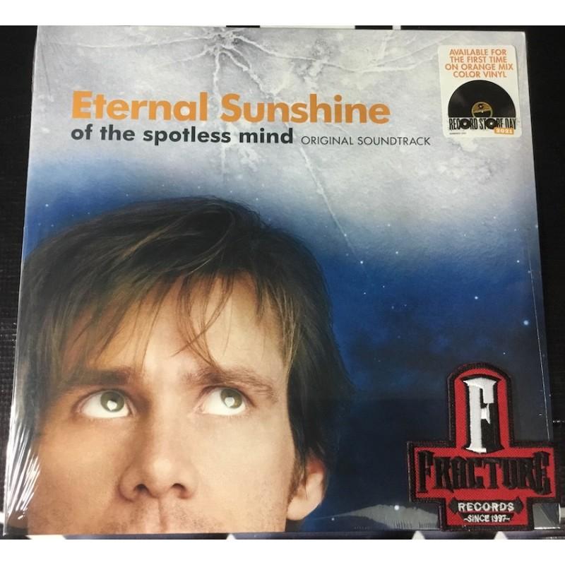 ETERNAL SUNSHINE OF THE SPOTLESS MIND-SOUNDTRACK VINYL NARANJA. .050087473112