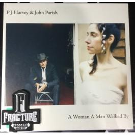 PJ HARVEY AND JOHN PARISH-A WOMAN A MAN WALKED BY VINYL. .602507254001