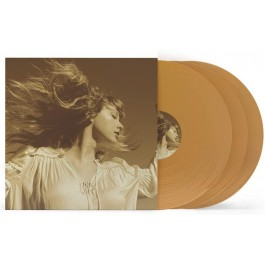 TAYLOR SWIFT-FEARLESS (TAYLOR'S VERSION) 3VINYL GOLD.602435845104