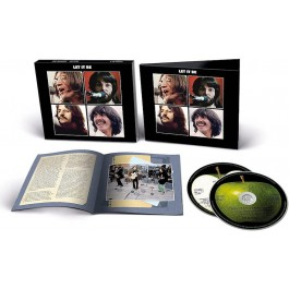 THE BEATLES-LET IT BE  2CD'S. 602507138622