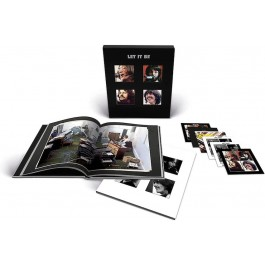 THE BEATLES-LET IT BE BOX SET  5CD'S/1 BLU RAY .602507138691