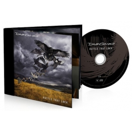 DAVID GILMOUR-RATTLE THAT LOCK CD