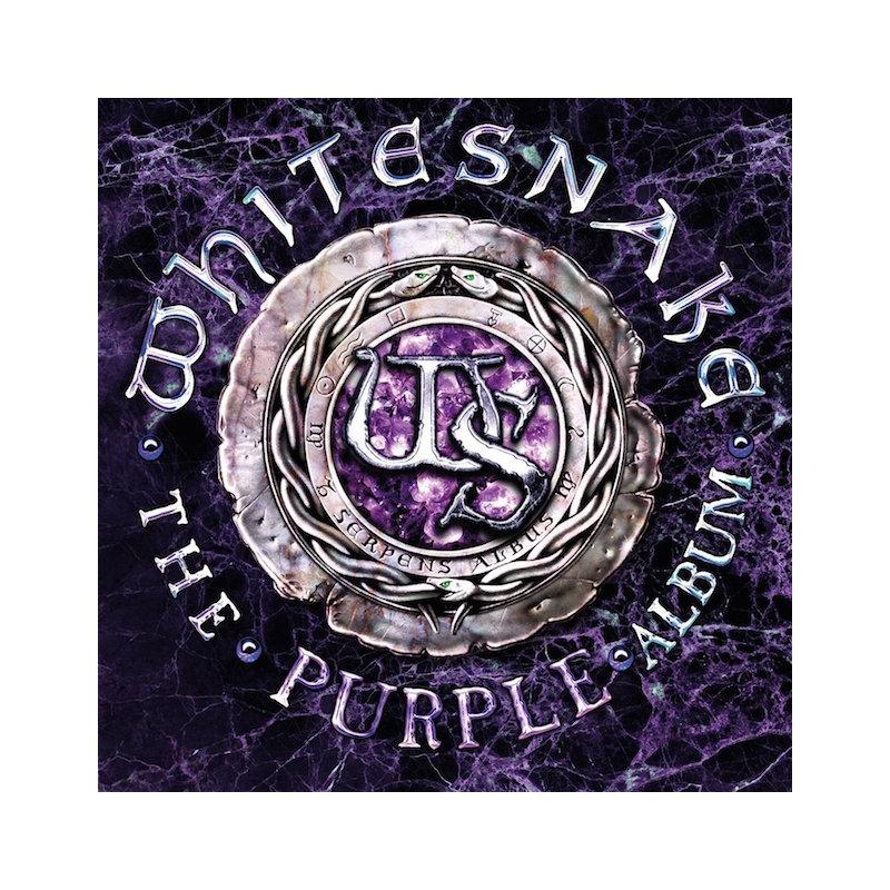 WHITESNAKE-THE PURPLE ALBUM DELUXE EDITION CD