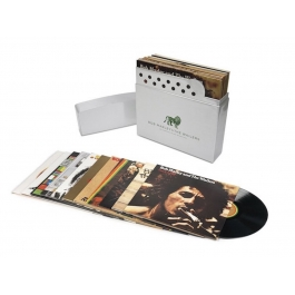BOB MARLEY-THE COMPLETE ISLAND RECORDINGS  BOX VINYL