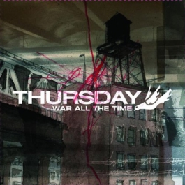 THURSDAY-WAR ALL THE TIME CD