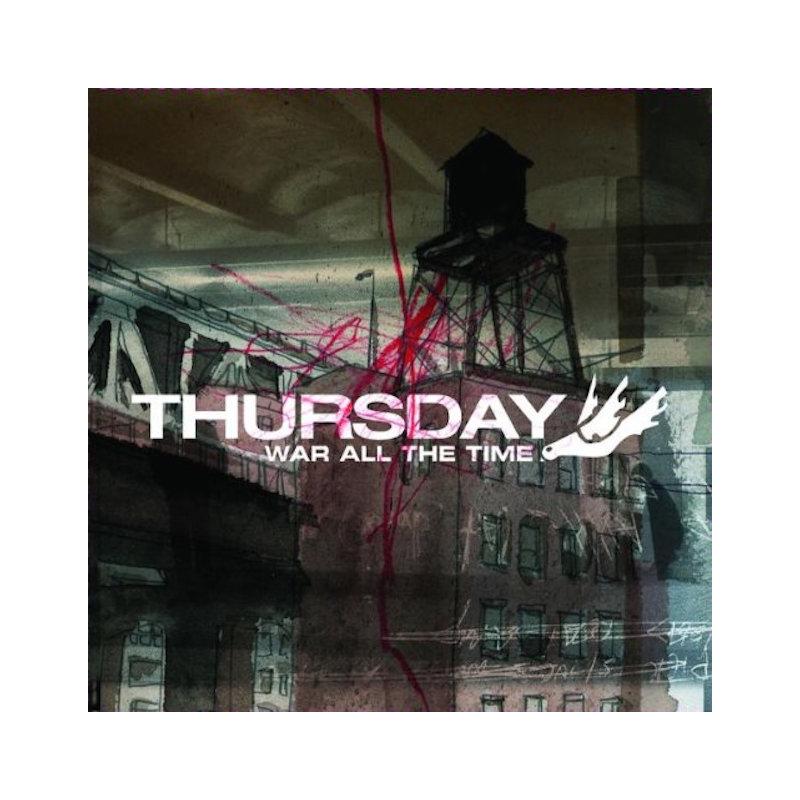 THURSDAY-WAR ALL THE TIME CD