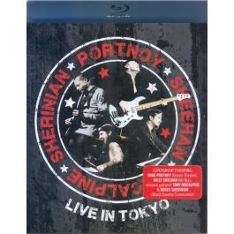 PORTNOY, SHEEHAN, MACALPINE, SHERINIAN-LIVE IN TOKYO BLU-RAY