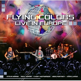 FLYING COLORS-LIVE IN EUROPE BLU-RAY