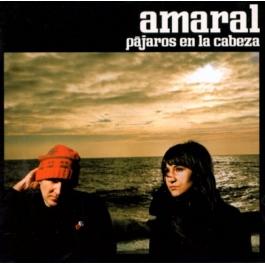 AMARAL-PAJAROS EN LA CABEZA CD
