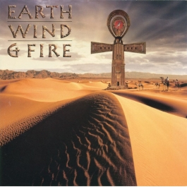 EARTH WIND AND FIRE-IN THE NAME OF LOVE CD