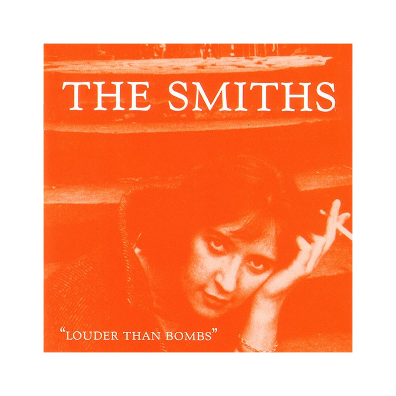 THE SMITHS-LOUDER THAN BOMBS CD