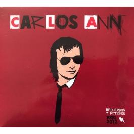 CARLOS ANN-RECUERDOS Y FETICHES CD