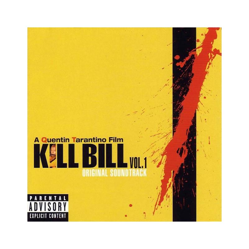 KILL BILL VOL 1 SOUNDTRACK CD