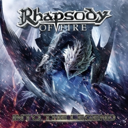 RHAPSODY OF FIRE-INTO THE LEGEND CD