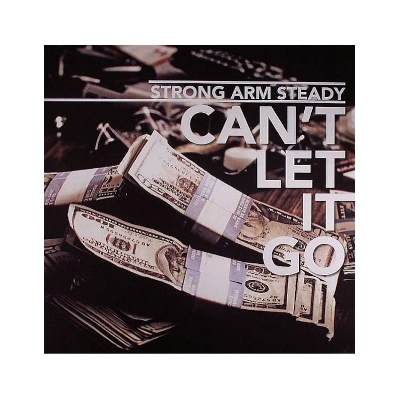 STRONG ARM STEADY-CAN'T LET IT GO VINYL
