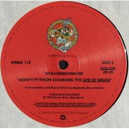 MONTY PYTHON EXAMINES THE LIFE OF BRIAN VINYL