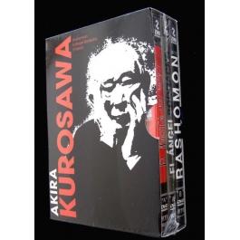 AKIRA KUROSAWA-RASHOMON,EL ANGEL BORRACHO,EL IDIOTA BOX SET DVD