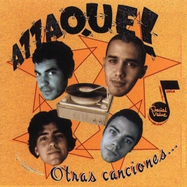 ATTAQUE 77-OTRAS CANCIONES CD