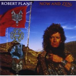 ROBERT PLANT-NOW AND ZEN CD