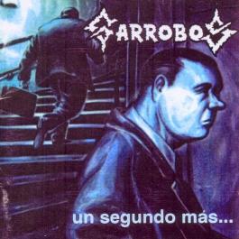 GARROBOS-UN SEGUNDO MAS CD