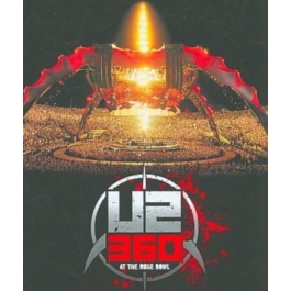 U2-360 AT THE ROSE BOWL DVD