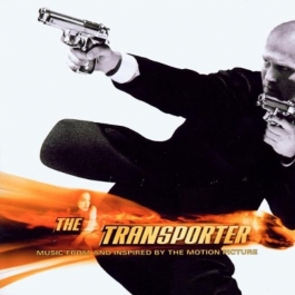 THE TRANSPORTER-SOUNDTRACK CD