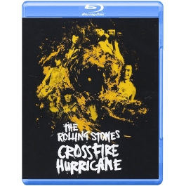 THE ROLLING STONES-CROSSFIRE HURRICANE BLU-RAY