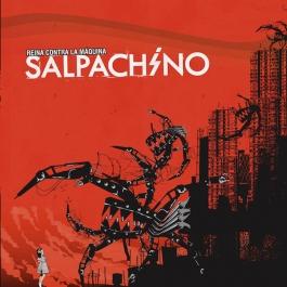 SALPACHINO-REINA CONTRA LA MAQUINA CD