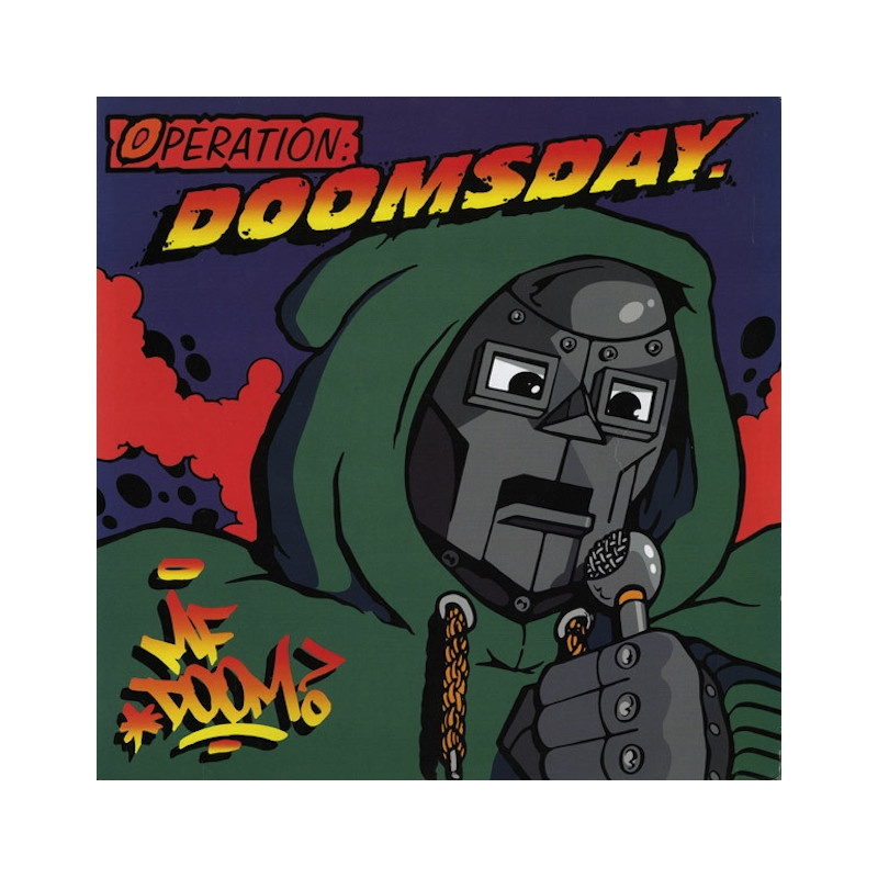 MF DOOM-OPERATION DOOMSDAY VINYL
