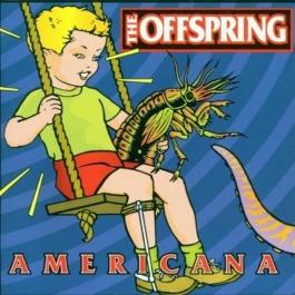 THE OFFSPRING-AMERICANA CD